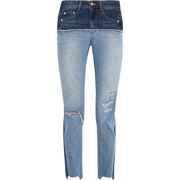Ripping jeans two