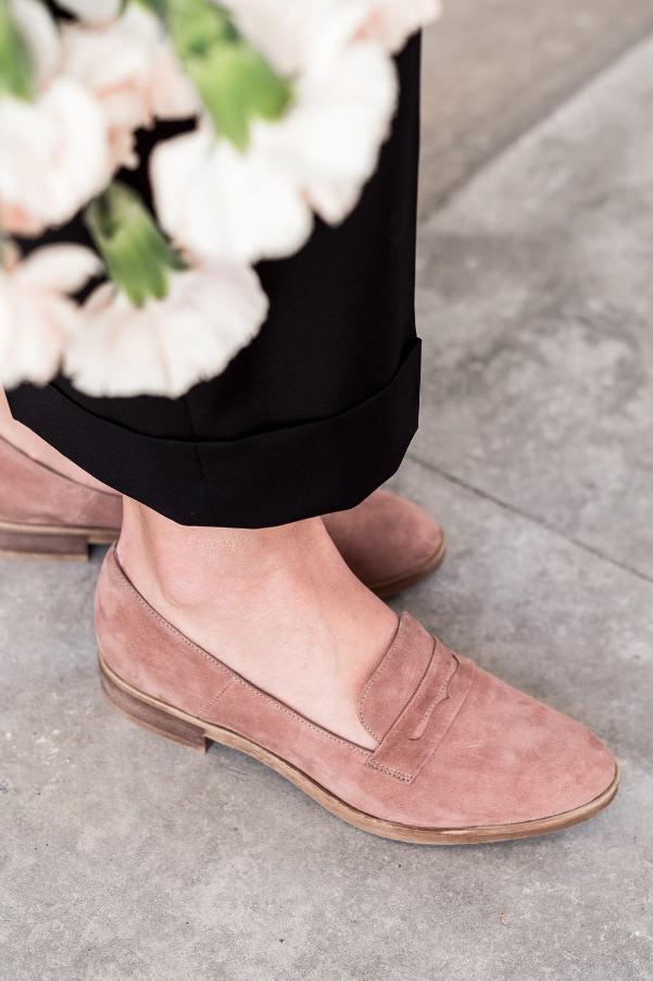Rozowe Mokasyny Czemu Nie Shoes Slip On Sneaker Fashion