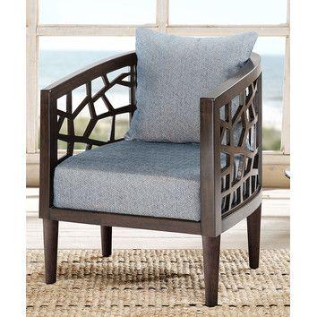 Ink Ivy Le Barrel Chair Reviews Allmodern