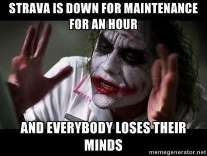 Funny Training Meme : Strava memes triathlon cycling running training and racing