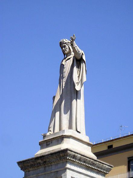 Dante  Nápoles
