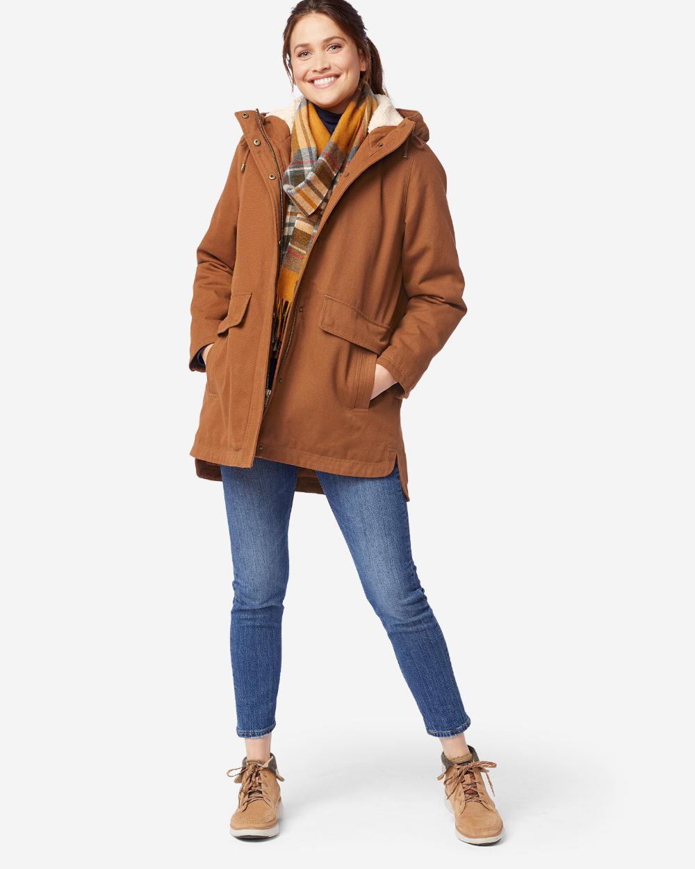 Women S Florence A Line Hooded Coat Pendleton Hooded Coat Womens Fall Coats Fall Fashion Coats [ 1250 x 1000 Pixel ]