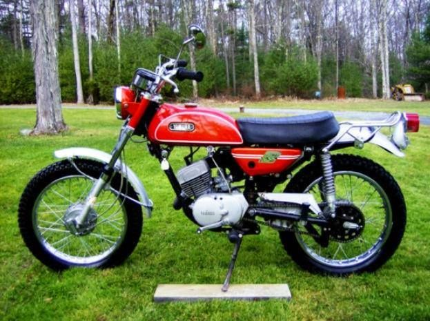 1969 Yamaha Ct 1 175cc Vintage Bikes Bike Cars And Motorcycles