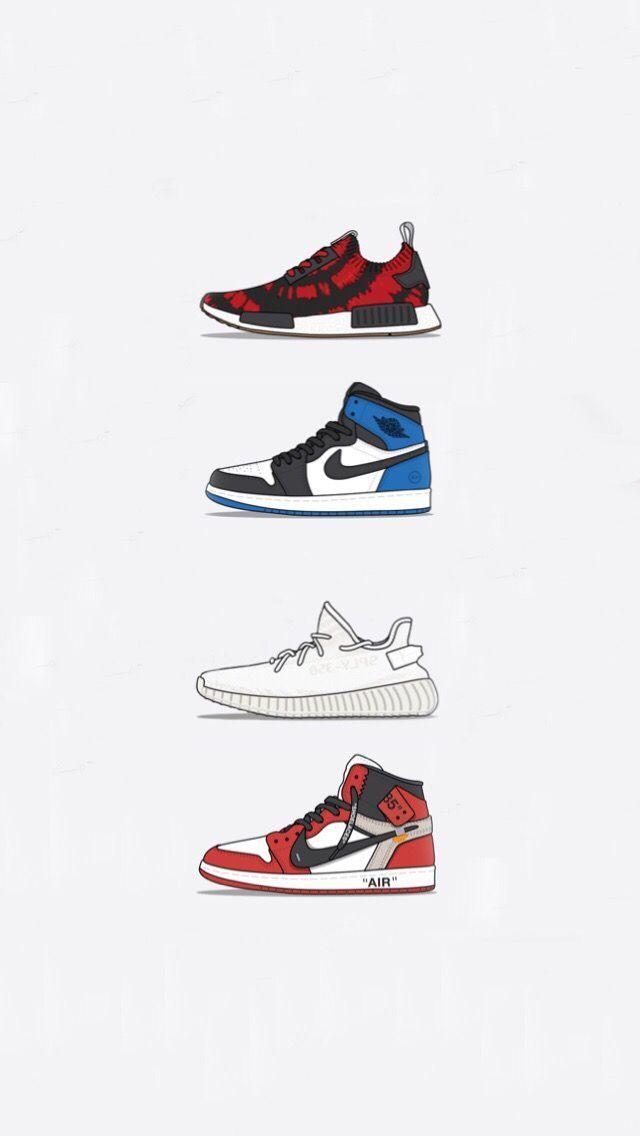 Sneaker Tenis Aprenda Como Comprar Tenis Baratos Em Roupas De Marcas Tudo Ori Papel De Parede Da Nike Desenhos De Basquete Desenhos De Sapatos