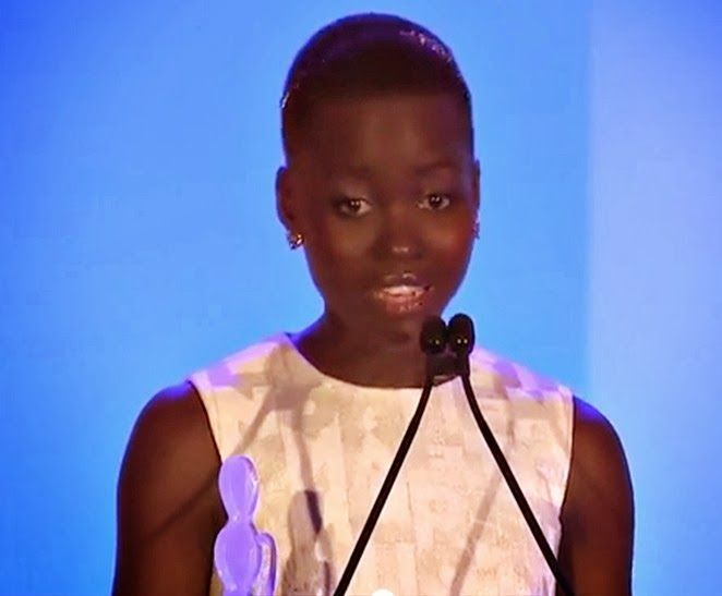 The Eloquent Woman: Famous Speech Friday: Lupita Nyong'o on black beauty #famousspeeches The Eloquent Woman: Famous Speech Friday: Lupita Nyong'o on black beauty #famousspeeches
