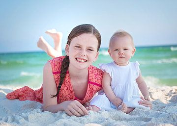 Family Beach Photography - Pensacola Florida Photo from Mason Family collection by Annabelle Rose Photography