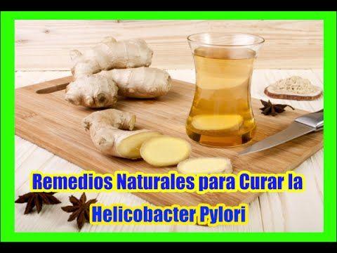 tratamiento natural del helicobacter pylori