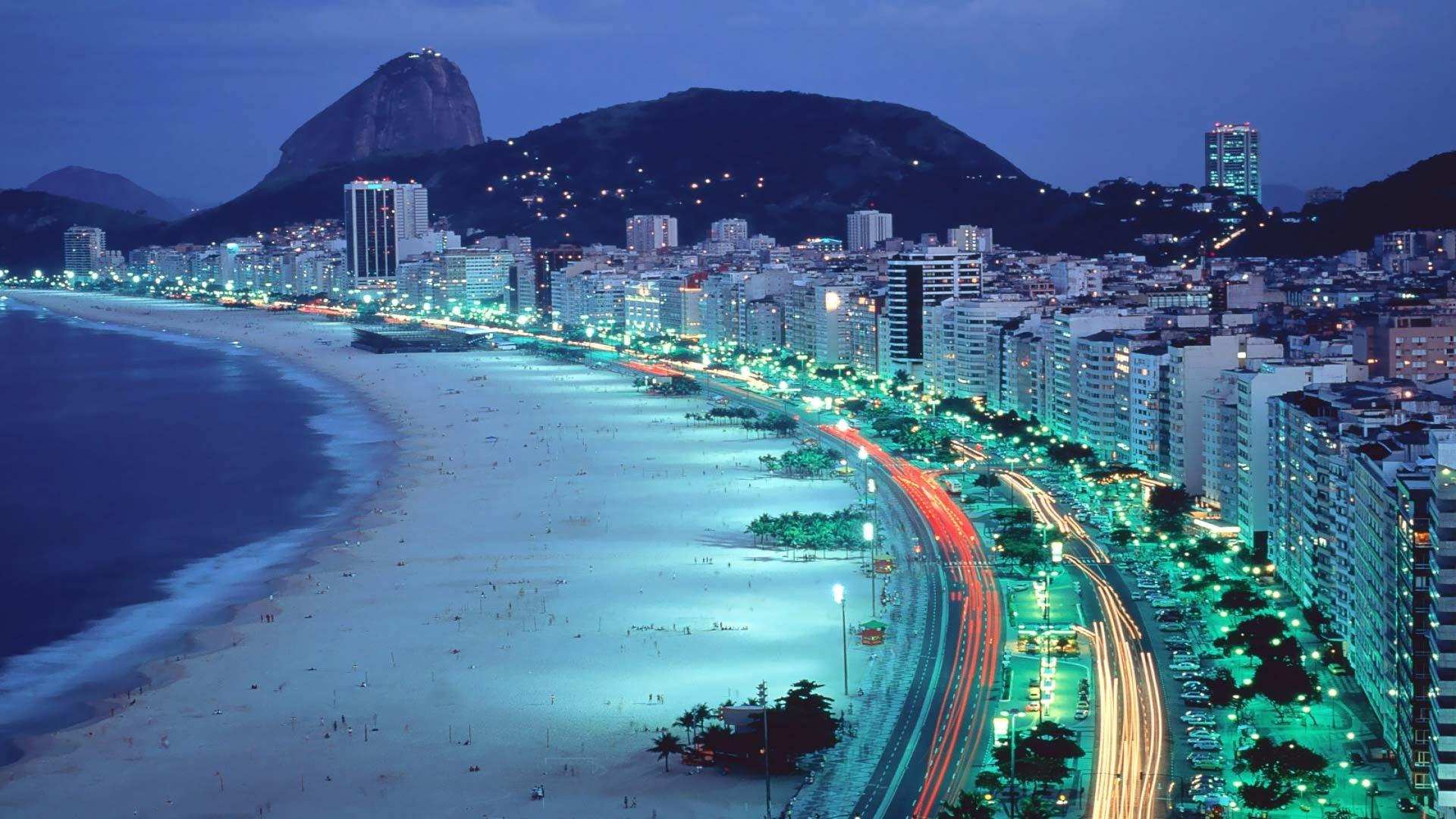 Fondo Escritorio Paisaje Ciudad Copacabana Con Fondos De Pantalla Hd Para Pc E Fondo Paisaje Ciudad Copacab Paisajes Fotografia Paisaje Fondos De Escritorio Hd