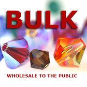 Swarovski Crystal Bicones - 5328 Bicone Beads - Eureka Crystal Beads