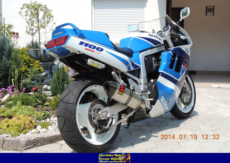 1991 SUZUKI GSX-R 1100 - Suzuki GSX-R1100 - ID: 660652