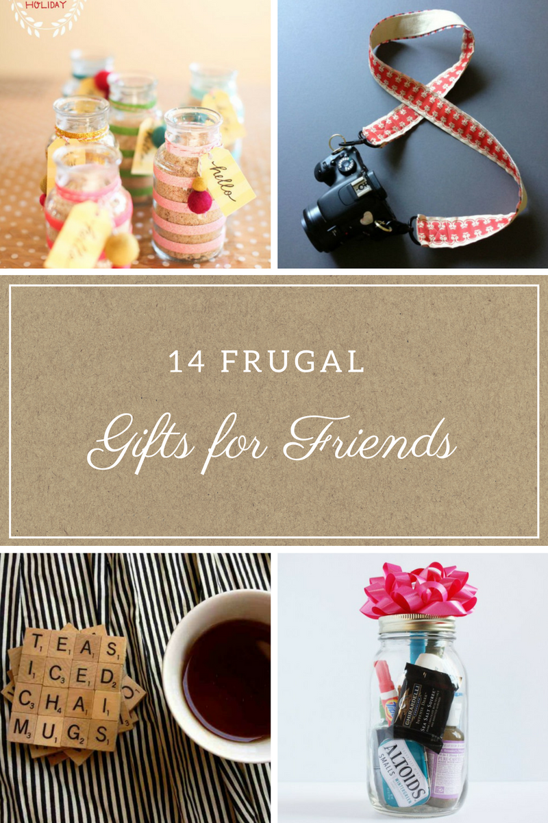 Good ideas for gifts when you have no money. | Shopping | Pinterest ...