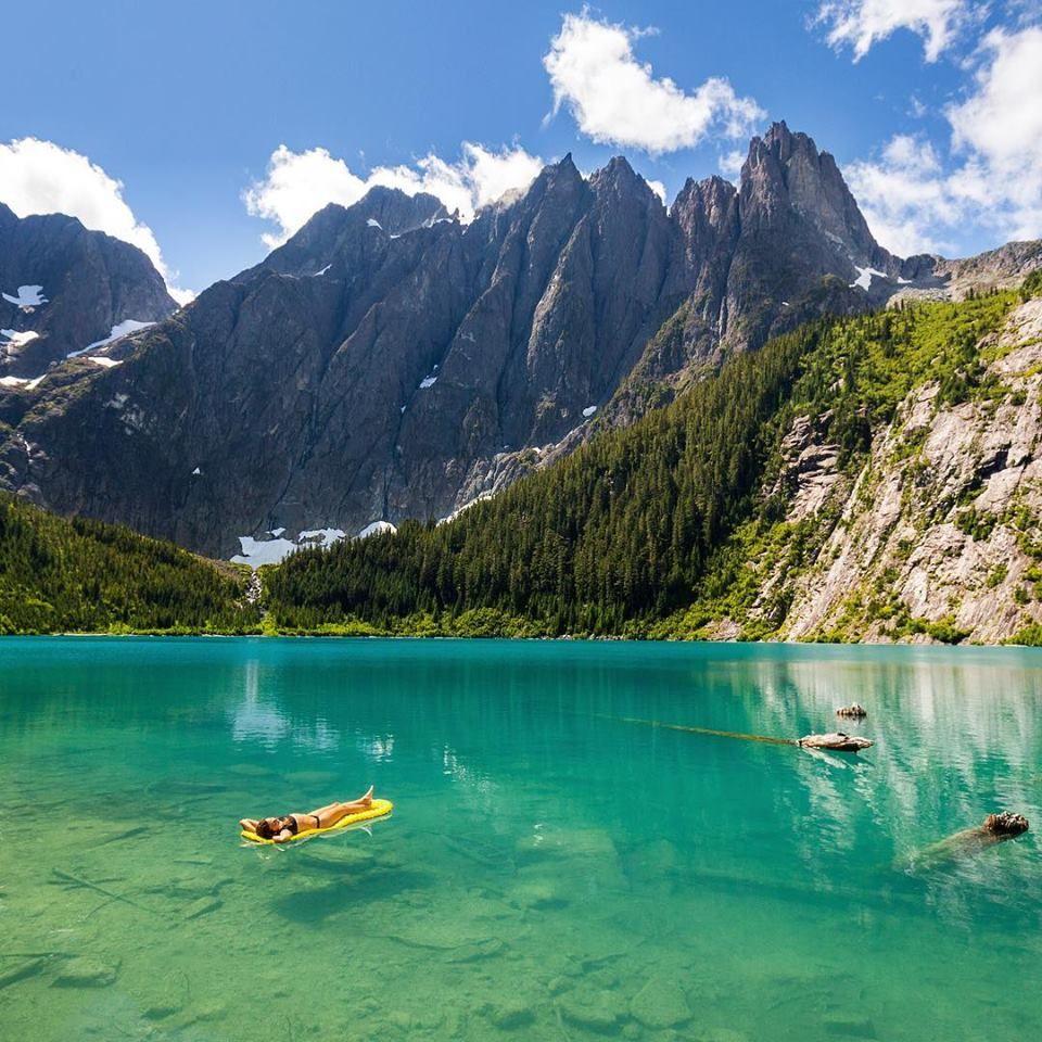 Strathcona Provincial Park, British Columbia, Canada