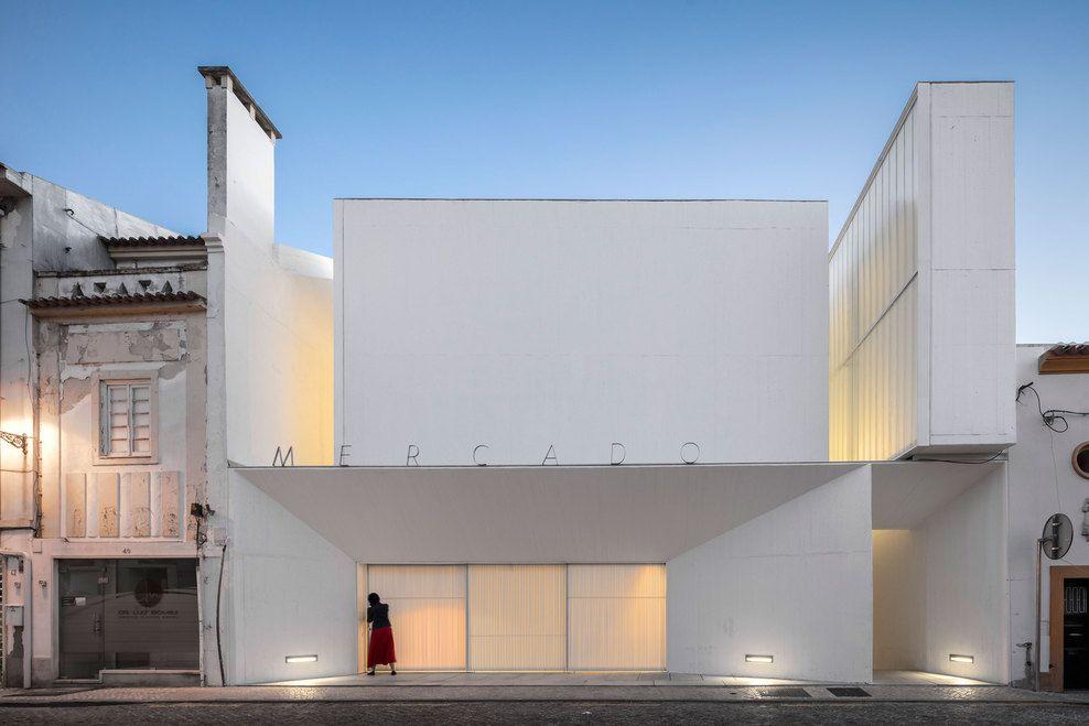 ARX PORTUGAL, Arquitectos: Abrantes Municipal Market