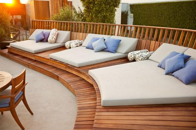 Pictures of Daybed for Outdoor | HomesFeed | Outdoor ... on Living Spaces Outdoor Daybed id=53086