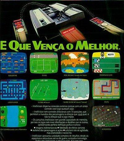 Intellivision #nostalgia