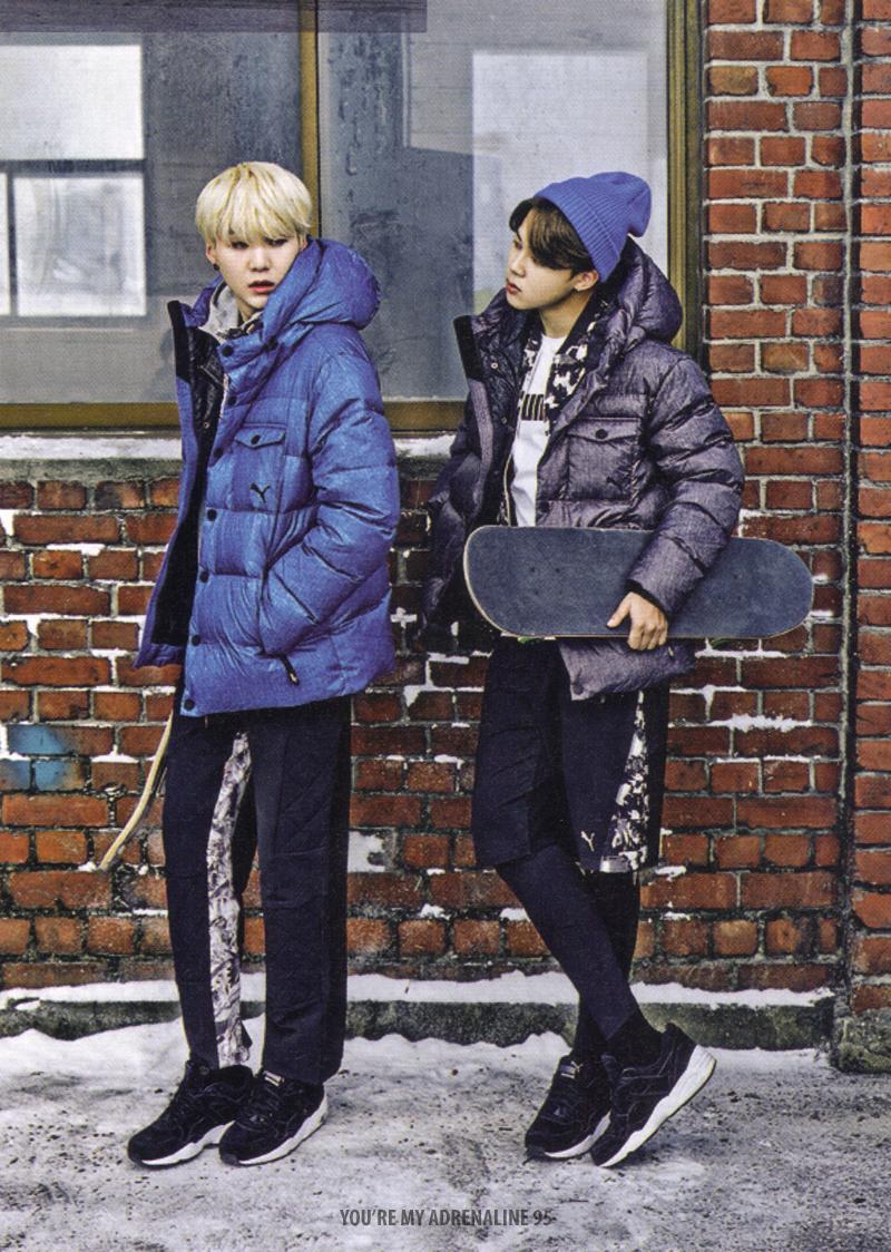 [Picture/Scan] BTS on Asta TV Magazine December Issue [151204]