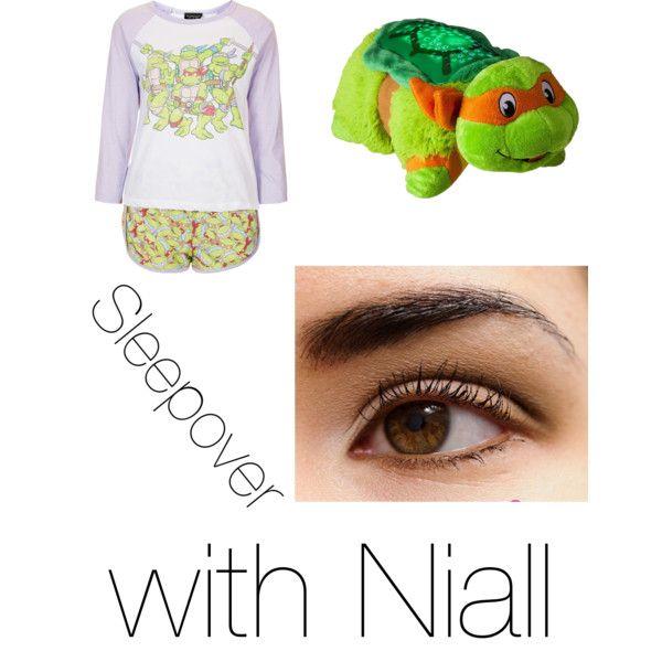 Sleepover With Niall