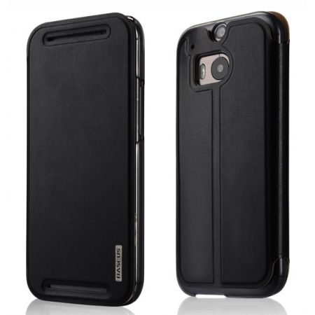 Baseus Luxury Leather Wallet Flip Cover Stand Case for HTC One M8 - Black [31895] - US$19.29 : mallextreme - Global Online Shopping for Apple Accessories, , Electronics, Dress