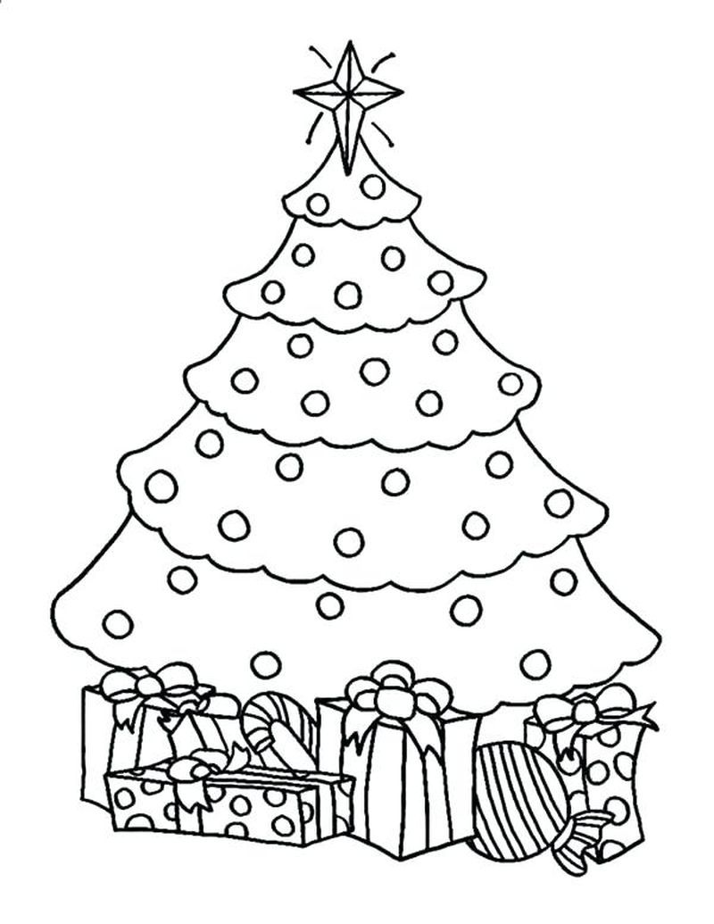 Tree Coloring Pages Ideas For Children Free Coloring Sheets Christmas Tree Coloring Page Christmas Tree Template Tree Coloring Page