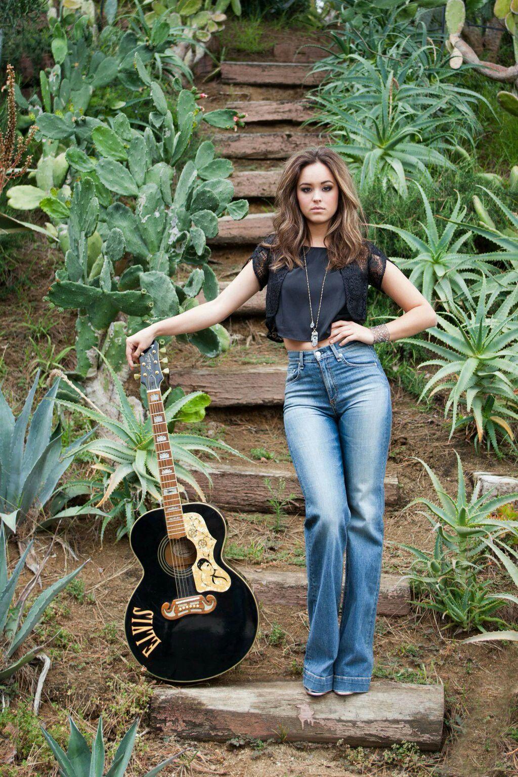 Hayley Orrantia Jeans