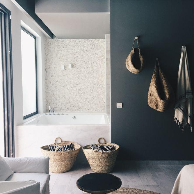 Décorer la salle de bain Bath, Interiors and Bath room