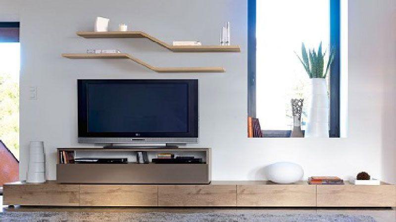 des meubles tv gautier pour finaliser la déco du salon | costumes ... - Meubles Bois Clair Design