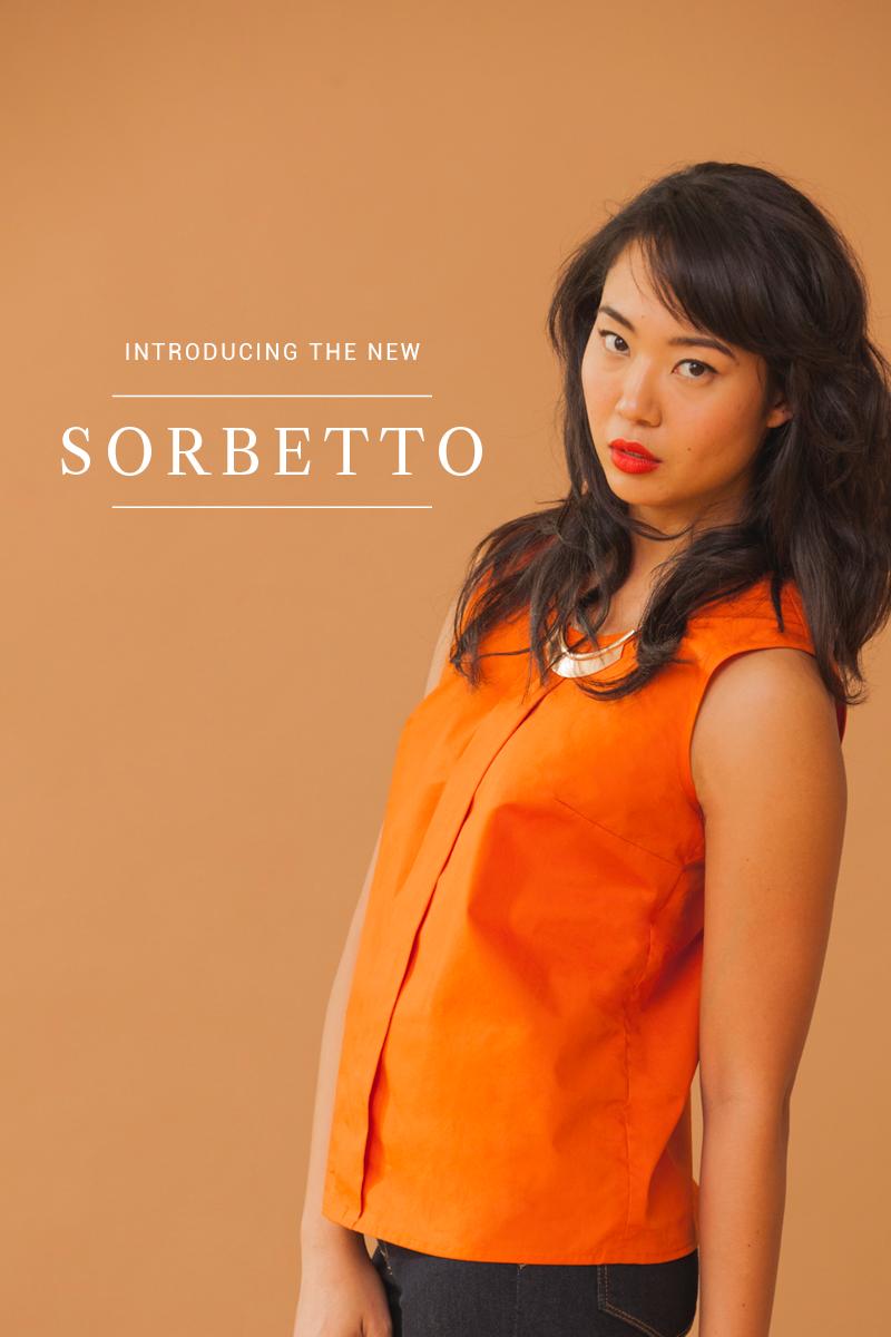 Introducing the New Sorbetto (Coletterie)   Stiche, Kostenlos und Faden
