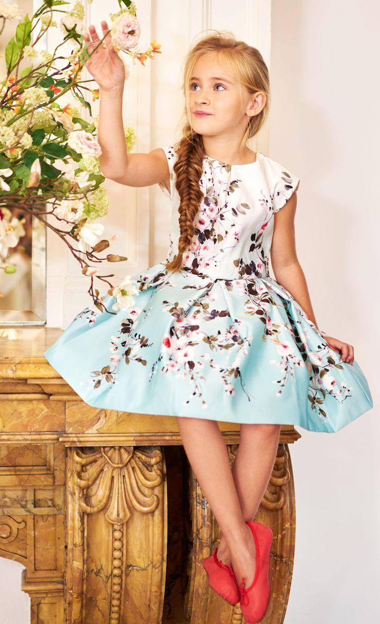 575f7b758 Jottum white blossom dress Vestidos De Pajes, Vestidos De Fiesta, Marcas De  Vestidos,