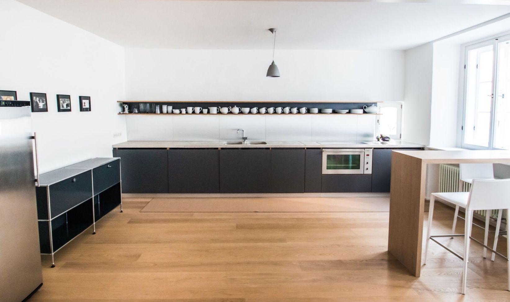 Pin by a+ architektur und design on café küche restaurant - kitchen ...