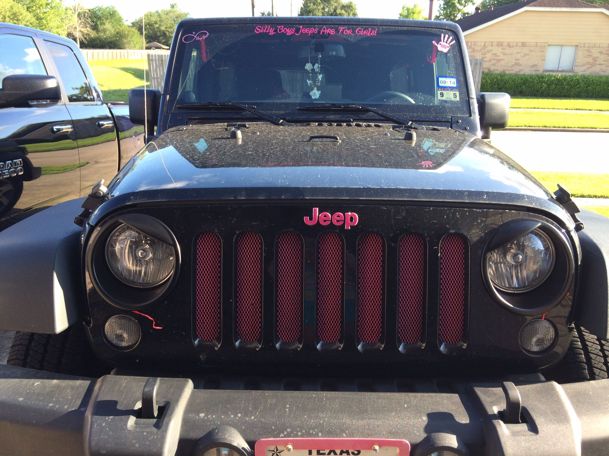 Angry Eyes Jeep Stuff Jeep Grill Pink Jeep Jeep Life