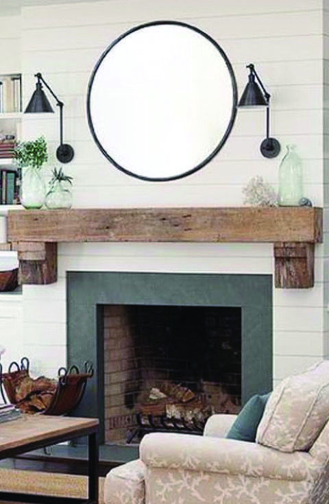 20 Beauty Fireplace Tile Ideas Home Fireplace Living Room With Fireplace Fireplace Design