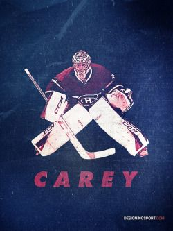 Patrick Roy, Montreal Canadiens | Sport Art | Designing Sport