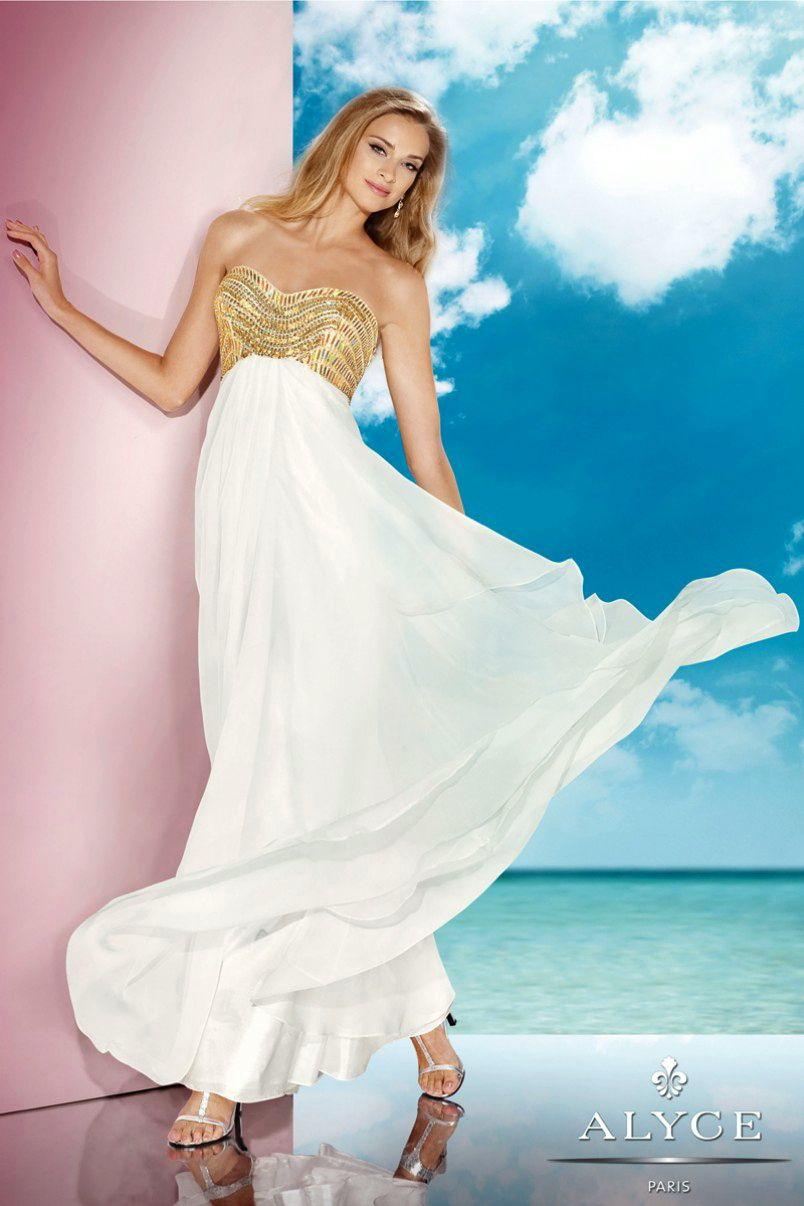 Prom dressesevening dresses by alyce budazzledream romantic