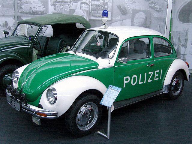 1st German Antique Police Car Museum