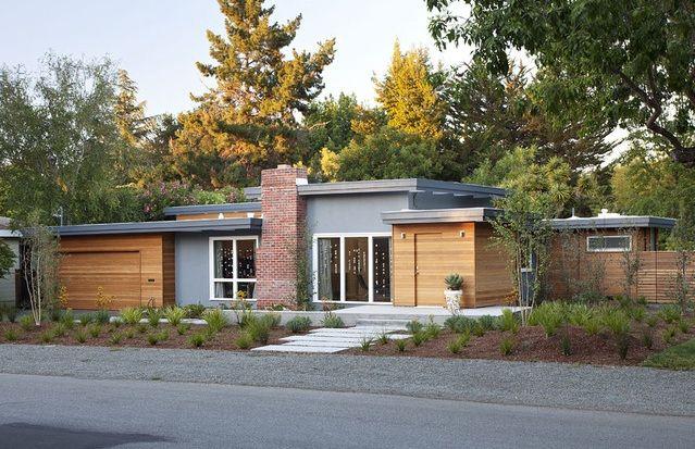 Vinyl Siding Denver Mid Century Modern House Modern Remodel Mid Century Modern Exterior
