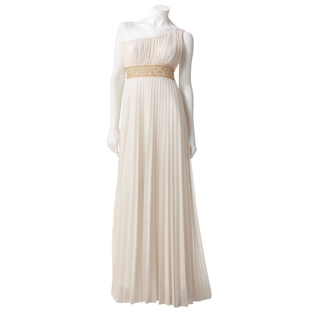 Speechless asymmetrical beaded maxi dress juniors my style