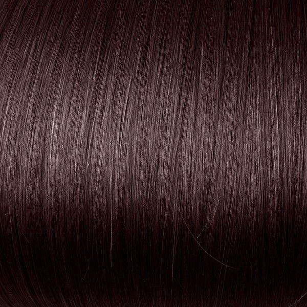 Dark cherry red indian remy clip in hair extensions SS443 - Hair - sample hair color chart
