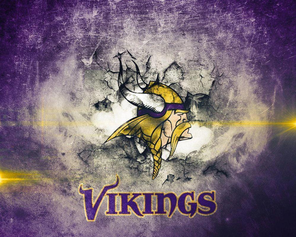 Minnesota Vikings Winner Diamond Painting Kit Diy In 2020 Minnesota Vikings Wallpaper Viking Wallpaper Minnesota Vikings Logo