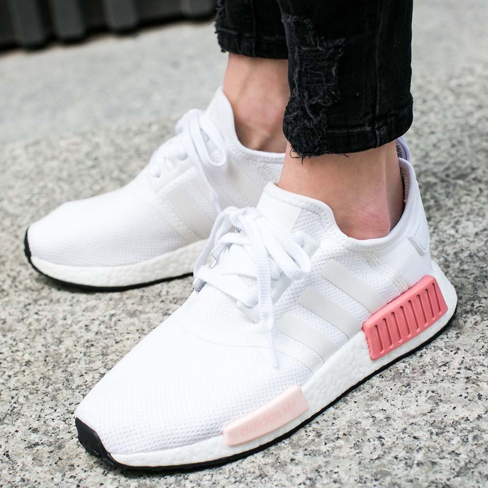 buy online f316a da066 adidas superstar women white metallic 6287 adidas nmd r1 womens pink
