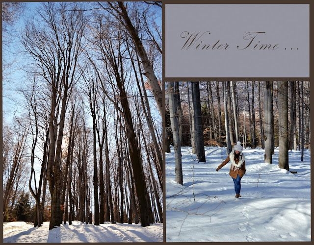 Winter Time...