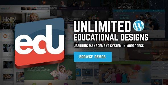 EduLMS v1.6 – Learning Management System Theme