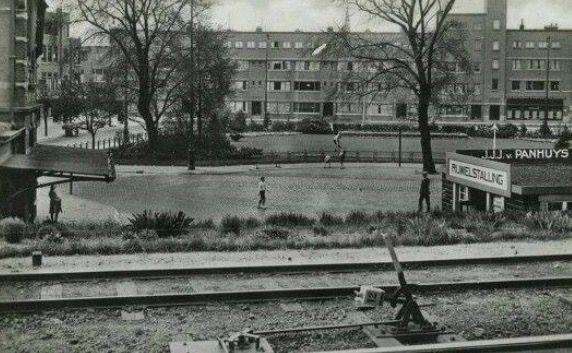Station Schiedam