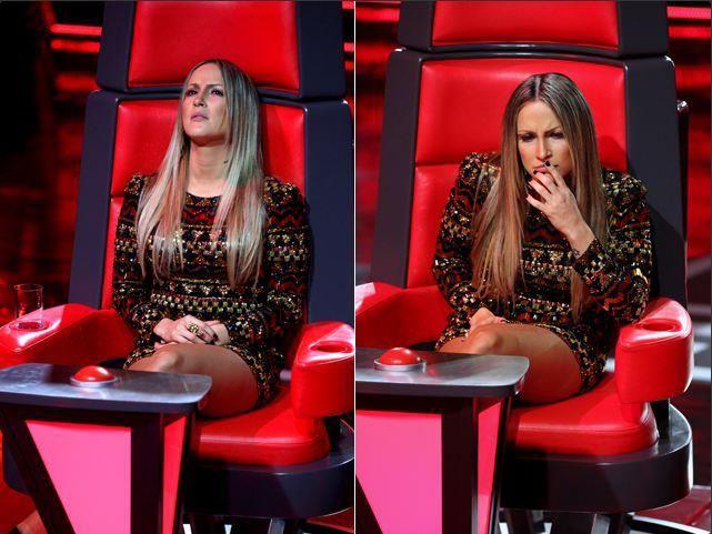 Divirta-se com as caras e bocas dos técnicos do The Voice Brasil.