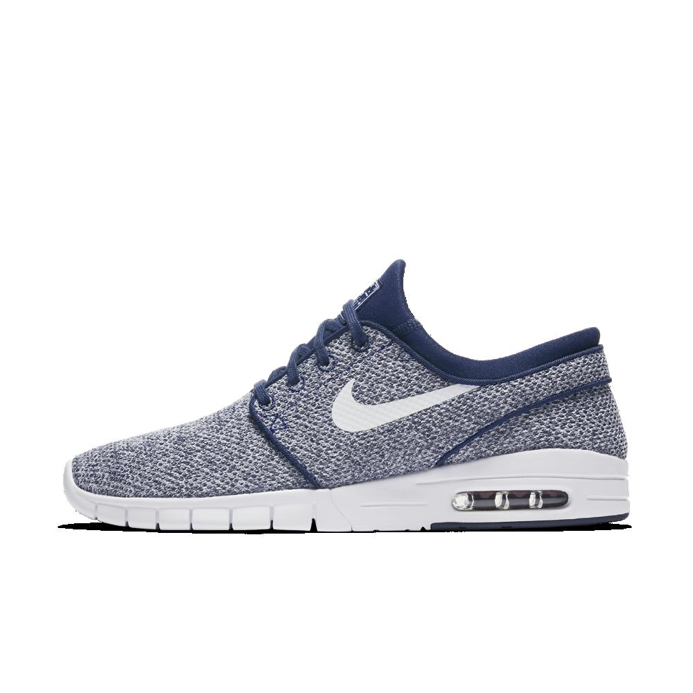 Nike Sb Stefan Janoski Size Max Hombres Skate Zapato Size Janoski 14 Azul 52e8e2