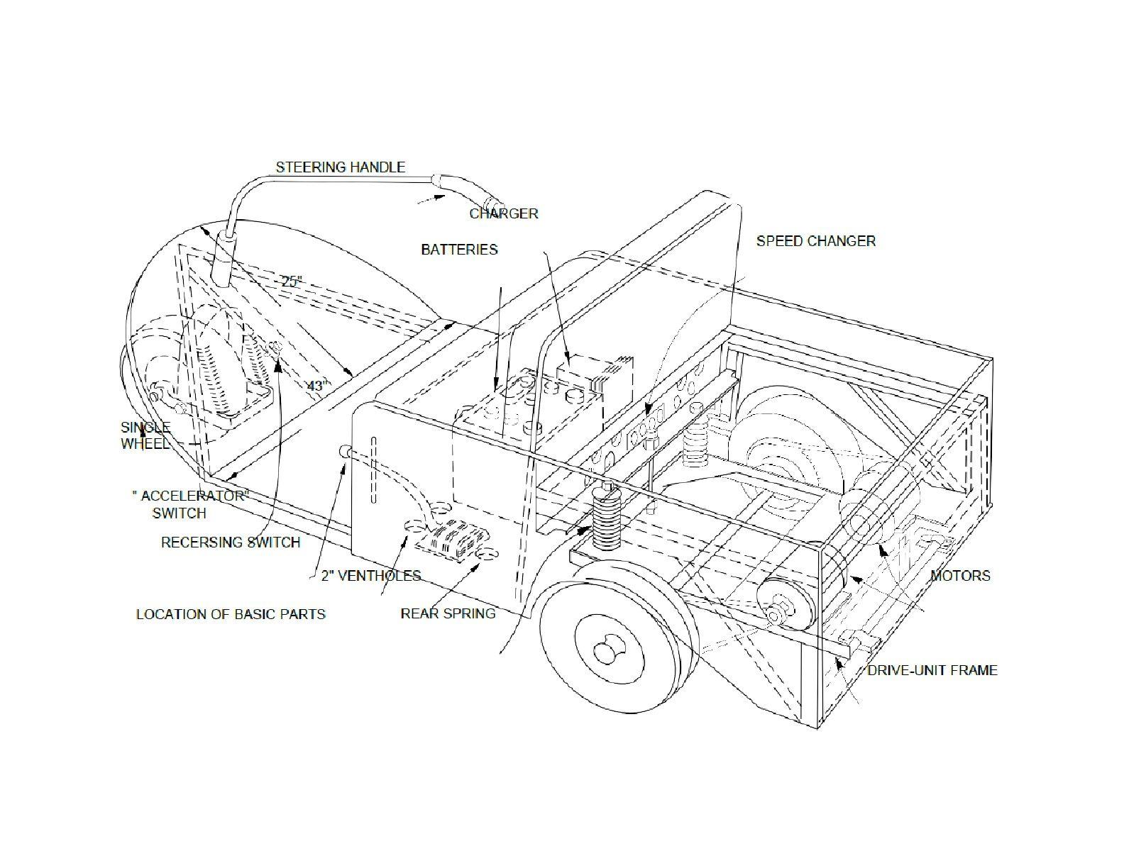Yamaha Ydre Wiring Diagram