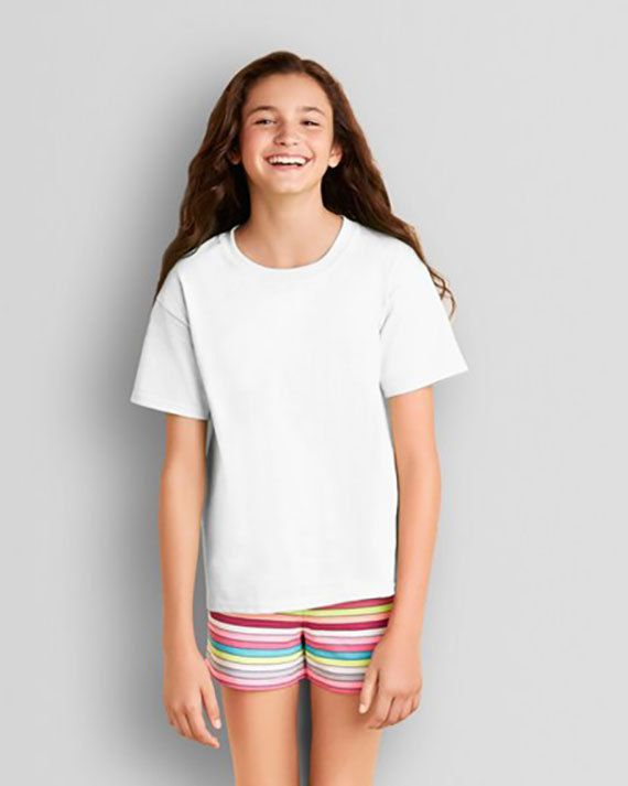 cabfb199a Blank Gildan Youth t-shirt in 48 COLORS by BlankityBlankBlanks ...