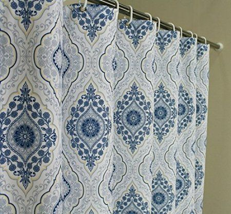 Amazon Com Shower Curtain Paisley Shower Curtain Sets With
