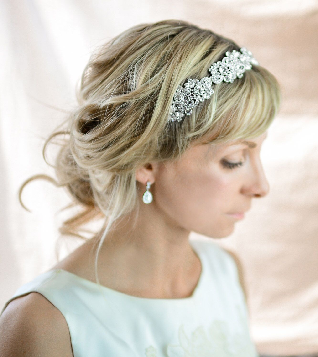 pin by christine easton on wedding hair & veils | wedding