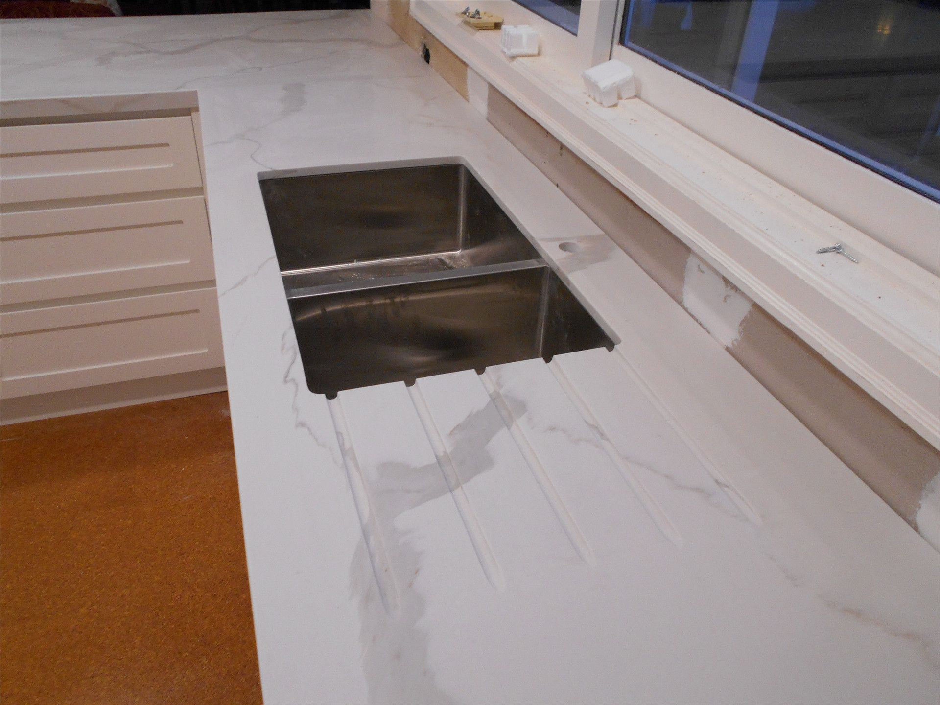 cheap stone benchtops Melbourne project image 15 Double