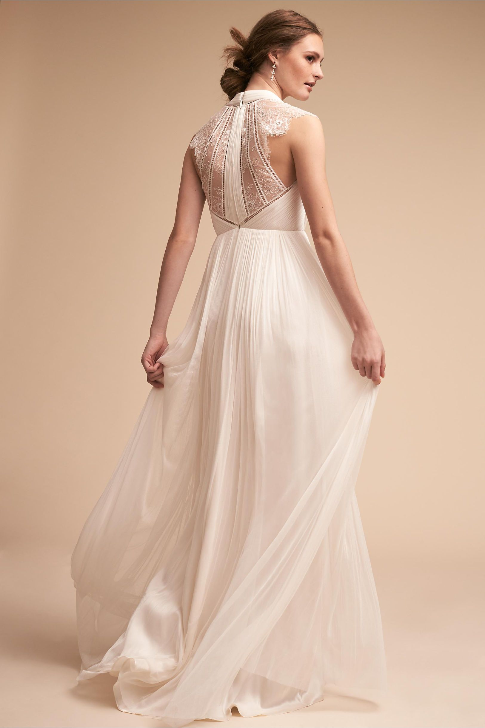 bce2c815c95 BHLDN Laverne Gown Ivory in New   Noteworthy